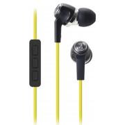 Casti Audio-Technica ATH-CK323i Galben