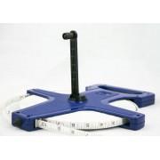 Ruleta atletism fibra de sticla 100m