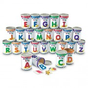 Learning Resources Soup Alphabet Sorters