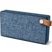 Портативна колонка Fresh n Rebel Rockbox Slice Indigo, Bluetooth, Тъмносиня, FNR-ROCKBOX-SLICE-IN