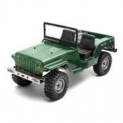 RGT RC Crawler, 1/10 Scale Military Simulation-vehicle Crawlers Racing Electric 4wd Off Rock Cruiser RC-4 Climbing