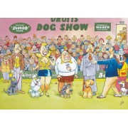 Jumgo Wasgij Mystery 150pc Puzzle 'The Dog Show'