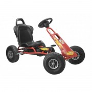 Kart cu pedale Air Runner Red FERBEDO
