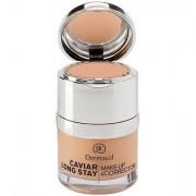 Dermacol Caviar Long Stay Make-Up & Corrector fondotinta e correttore con caviale 30 ml tonalità 3 Nude