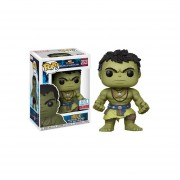 Funko Pop Hulk De Thor Ragnarok Nycc 2017 Comic Con Sticker Limited Marvel