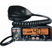 Statie radio CB President BARRY ASC AM-FM 12V-24V cu squelch automat