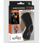 Epitact Sport Ginocchiera Taglia L