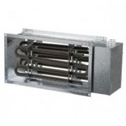 Baterie de incalzire electrica rectangulara Vents NK 600x300-18,0-3