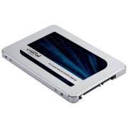 "Crucial Mx500 500gb 2.5"" 3d Nand Sata Iii Ssd With 9.5mm Adapter Ct500mx500ssd1"