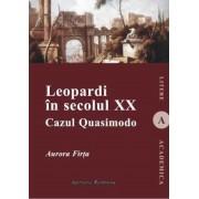 Leopardi in secolul XX. Cazul Quasimodo