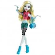 Monster High Prima zi de Scoala Papusa Lagoona Blue