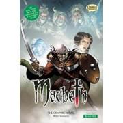 Macbeth: The Graphic Novel: Quick Text, Paperback/William Shakespeare