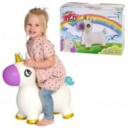 Jumper - Unicorn gonflabil 18 luni+, pentru sarit - Skippy Buddy