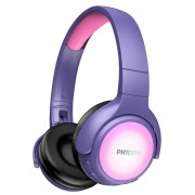 HEADPHONES, Philips, Bluetooth, Microphone, Pink (TAKH402PK)