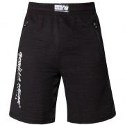 Gorilla Wear Augustine Old School Shorts - Black - 2XL/3XL