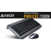 KBD, A4 7300N V-TRACK, Wireless, Desktop, USB