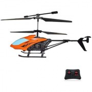 Taaza Garam RC LH-1302 Orange High Performance Durable Structure Remote Control Helicopter - Gift Toy
