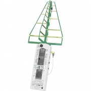 Gigahertz HFE 59B Analizator visokih frekvencija, mjerač elektrosmoga 27 MHz - 3,3 GHz Gigahertz Solutions