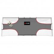 Pure2Improve Футболна мрежа за упражнения, 732x244x244 см, PE