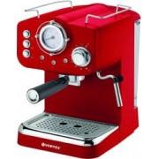 Espressor manual VORTEX SVO4016 1.25 L 1100 W 15 bar Rosu