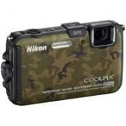 Nikon Coolpix Vodootporni fotoaparat AW100 Camouflage 16672