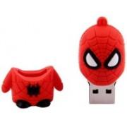 Green Tree Cartoon Spiderman Fancy USB Drive 32 Pen Drive(Red)