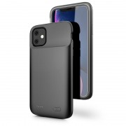 Husa de protectie cu baterie TECH-PROTECT Battery Pack 5000 mAh iPhone 11 Pro Max Black