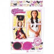 Комплект брокати Glitza - 50 дизайна панделки с 2 цвята, Glitza, 384003