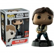 Funko Pop Han Solo Galactic Convention 2017 Star Wars