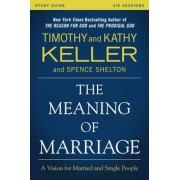 The Meaning of Marriage Study Guide: A Vision for Married and Single People, Paperback