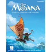 Moana: Music from the Motion Picture Soundtrack, Paperback