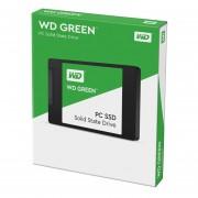 Disco Duro Solido Ssd Western Digital Green 120gb Sata3 - Verde