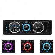 Auna MD-180 Autoradio UKW RDS USB SD MP3 AUX LED DIN-ISO-Standard FB