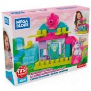 Комплект Мега блокс - Къщичката на феите на цветята, Mega Bloks, 175062
