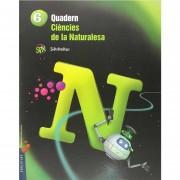 Quadern Naturalesa 6E. Primaria (Superpixepolis) Valencia