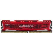 Crucial 4 GB DDR4-RAM - 2400MHz - (BLS4G4D240FSE) Crucial Ballistix Sport LT CL16