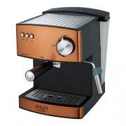 Espressor profesional ADLER AD 4404, 850W, 15 bar, 1.6l, Aramiu