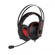 Asus Cerberus v2 Red Геймърски слушалки с два микрофона