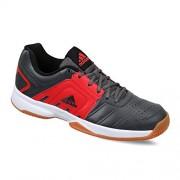 adidas Men's Baseliner Indoor Dgsogr, Scarle and Black Indoor Multisport Court Shoes - 8 UK/India (42 EU)