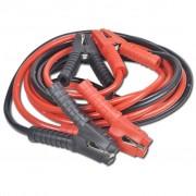 vidaXL Cablu de pornire mașină, 2 buc, 1500 A