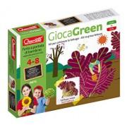 Set creativ pentru copii Cultivare Salata Verde Quercetti