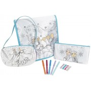 Frozen - Set 3 genti de colorat