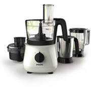 Philips HL1660 700 W Food Processor(White, Black)