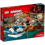Lego Juniors: Zane's Ninja Boat Pursuit (10755)