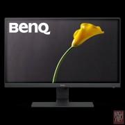 "27"" BENQ GW2780, IPS LED, 16:9, 1920x1080, 5ms, 3000:1, 300cd/m2, Speakers, Tilt, VGA/HDMI/DP"