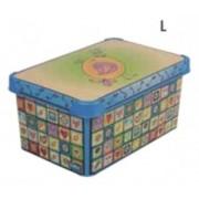 CUTIE DEPO SPRING 10 L dimensiuni: 34.5x23x16 cm