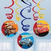 Disney Verdák szalag dekoráció (6 db-os)