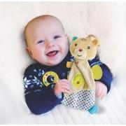 Jucaria doudou a bebelusului urs