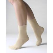 GINA Ponožky klasické 82000-LGO koňak 38-41