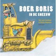 Boer Boris: Boer Boris in de sneeuw - Ted van Lieshout